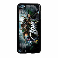 Loki The Avengers Incredible Superhero Movie iPod Touch 5th Generation Case
