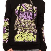 Chelsea Grin Mummy Pullover Girls Hoodie