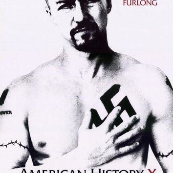 American History X 27x40 Movie Poster (1998)
