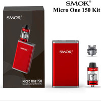 Smok VAPE Micro One 150 Kit with R150 TC Smok Box Mod 150W and 4ml Minos Sub Tank
