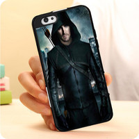 Arrow Oliver Queen Stephen Amell Wicked Town iPhone 7 | 7 Plus Dollarscase.com
