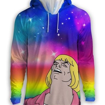 Ready2Ship -  Master of the Galaxy Hoodie