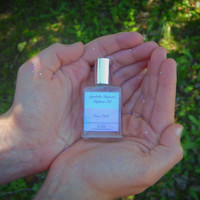 Fairy Dust Perfume Oil - Enchanting Lavender Petals, Soft Coconut Milk - 15mL