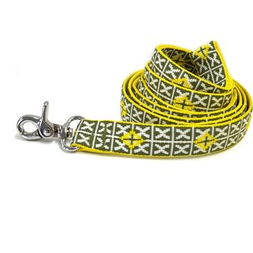 Seeing Stars Pattern Dog Leash