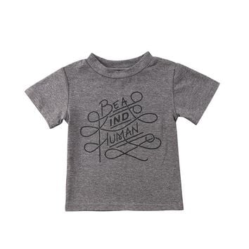 Be A Kind Human Top
