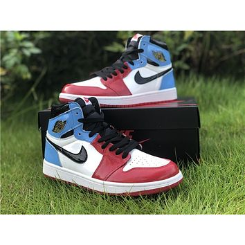 Air Jordan 1 Retro Fearless CK5666-100