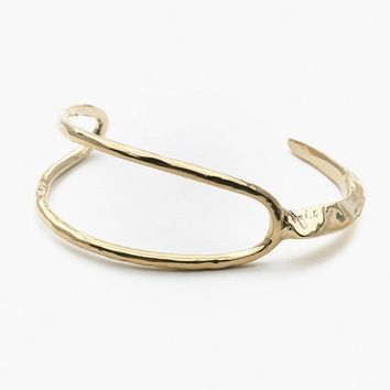 Odette New York® Split Ridge Cuff Bracelet