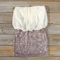 Moonbeam Party Dress