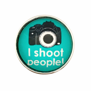 Photographer Snaps 20mm for Snap Jewelry
