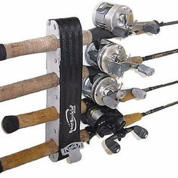 Vertical Rod Holder Reels Boating Gunwale Floor Deck Mount Protect Fun Trip Fish