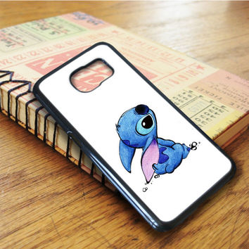 Lilo And Stitch Disney Samsung Galaxy S6 Edge Case