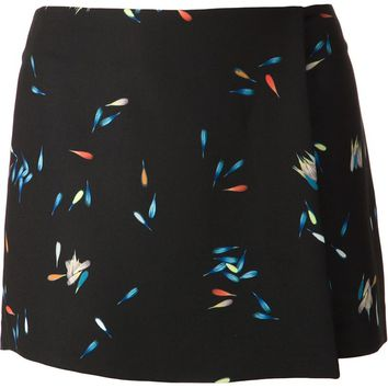 Opening Ceremony 'Scattered Petals' wrap skirt