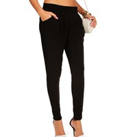 Sale- Black Harem Pants