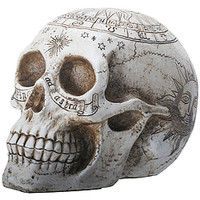 Astrological Symbols Skull - What's New - Things You Never Knew Existed