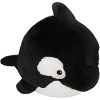 Squishable Orca: An Adorable Fuzzy Plush to Snurfle and Squeeze!