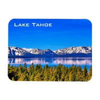 Gorgeous Lake Tahoe 3 X 4 Photo Magnet