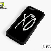 The Weeknds Xo iPhone 6 Case Cover by Avallen