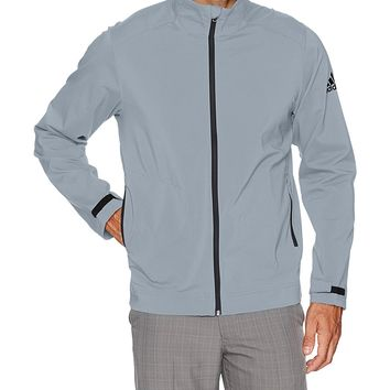 adidas Golf Men's Climastorm Softshell Full Zip Jacket