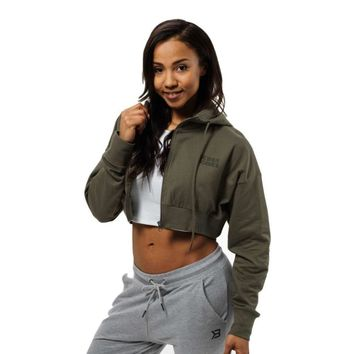 Better Bodies Astoria cropped hood