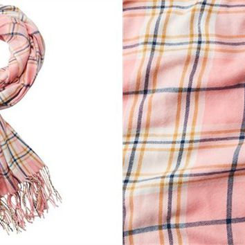 Z-Twill Plaid Scarf Femme by Indigo | Scarves Gifts | chapters.indigo.ca