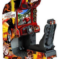Arcade Games - Fast and the Furious: Tokyo Drift Arcade - The Pinball Company