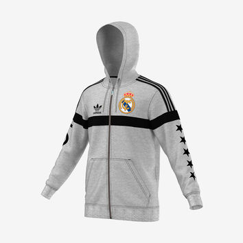 Real Madrid Full-Zip Jacket