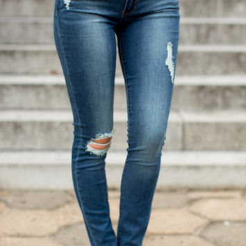 Articles of Society Sarah Skinny Jeans - Hollywood