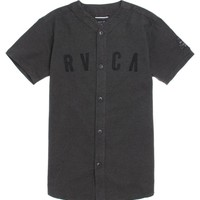 RVCA Strikeout Baseball Jersey - Mens Tee