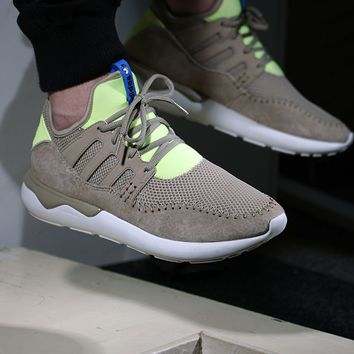 "Tubular Moc Runner ""hemp"""