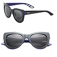 Dior - Decale 51MM Wayfarer Sunglasses - Saks Fifth Avenue Mobile