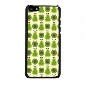orla kiely apples and pears iphone 5c 4 4s 5 5s 6 6s plus cases