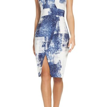Cooper St Liquid Metal Midi Dress | Nordstrom