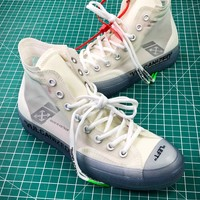 Off White X Converse Chuck Taylor 70 The Ten - Best Online Sale