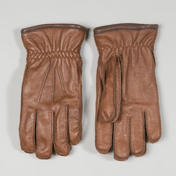 Hestra Ornberg Gloves Chestnut