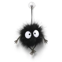 GUND Spirited Away Stuffed Soot Sprite Window Cling Plush by Enesco