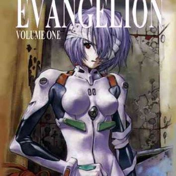 Neon Genesis Evangelion 1: Behold the Angels of God Descending (Neon Genesis Evangelion (Viz) (Graphic Novels))
