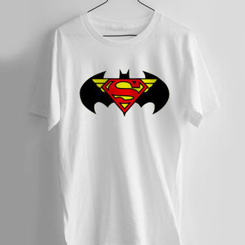 batman vs superman T-shirt Men, Women, Youth and Toddler