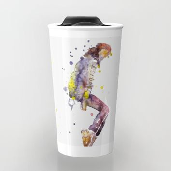 Pop Star Travel Mug by Salome