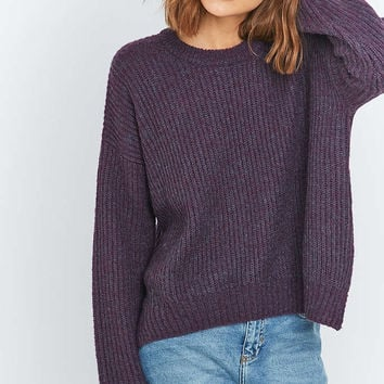 Urban Outfitters Fluffy Fishermans Jumper - Urban Outfitters