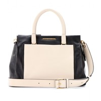 mytheresa.com -  Jina leather tote - Luxury Fashion for Women / Designer clothing, shoes, bags