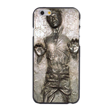 Star Wars Han Solo Frozen in Carbonite Cool Print Hard Cover Case for iphone 4/4s/5/5s/5c/6/6plus