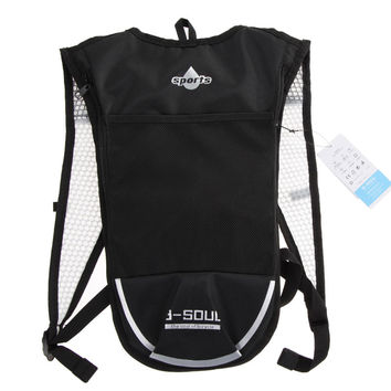 Hydration Pack Backpack Water Bladder Bag Pouch Nylon Laptop Bag School Bags Backpacks for Travel Mochila Bolsa SN9