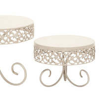 Decorative Cake Stand (Set of 3)