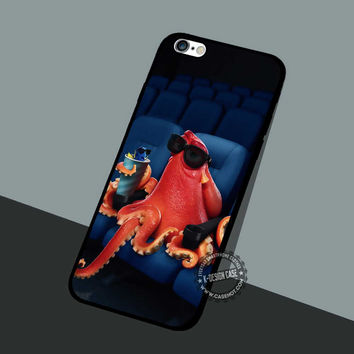 Hank and Dory Relaxing - iPhone 7 6 5 SE Cases & Covers