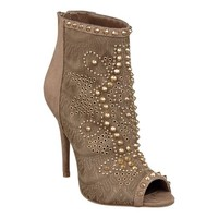 Nine West: Craver Peep Toe Booties