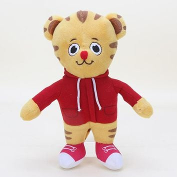 20cm Daniel Tiger's Neighborhood Tiger Katerina Cat Friends Plush Doll Stuffed Toys kids toys