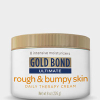 Gold Bond Ultimate > Rough & Bumpy Skin Daily Therapy Cream