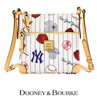 New York Yankees Letter Carrier Crossbody Bag by Dooney & Bourke - MLB.com Shop