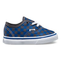 Toddlers Checkerboard Authentic | Shop Toddler Shoes at Vans