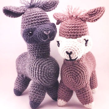 Ann G Creations Alpaca Doll